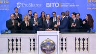 ProShares Bitcoin Strategy ETF makes its NYSE debut