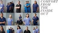 Fashion meets function with new scrubs line for health care workers
