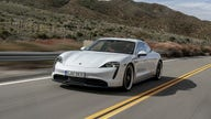 Inside Porsche's all-electric Taycan