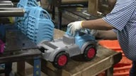 American toy company battles supply chain crunch to save Christmas