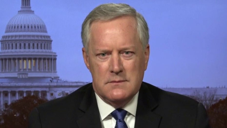 Meadows rips Pelosi over Capitol security, calls for 'measured approach' to safety