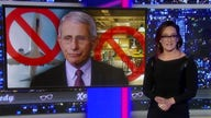 Fauci under fire for shifting viewpoint on vaccines, normality