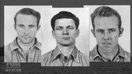 Frank Lee Morris pulls off an historic escape from Alcatraz