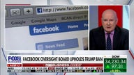 Facebook Oversight Board stands by their ban on Trump