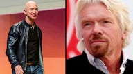 Richard Branson pushing for space trip before Amazon's Bezos: report