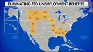 States are ending federal extended unemployment benefits
