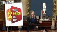 Sen. Ernst slams 'Bidenomics' with 'The Price is Up' inflation game