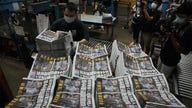 Hong Kong pro-democracy paper Apple Daily to publish final copy Thursday