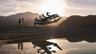 Archer Aviation to debut historic flying taxi