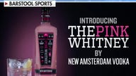 Barstool, New Amsterdam's 'Pink Whitney' is best selling flavored vodka in North America