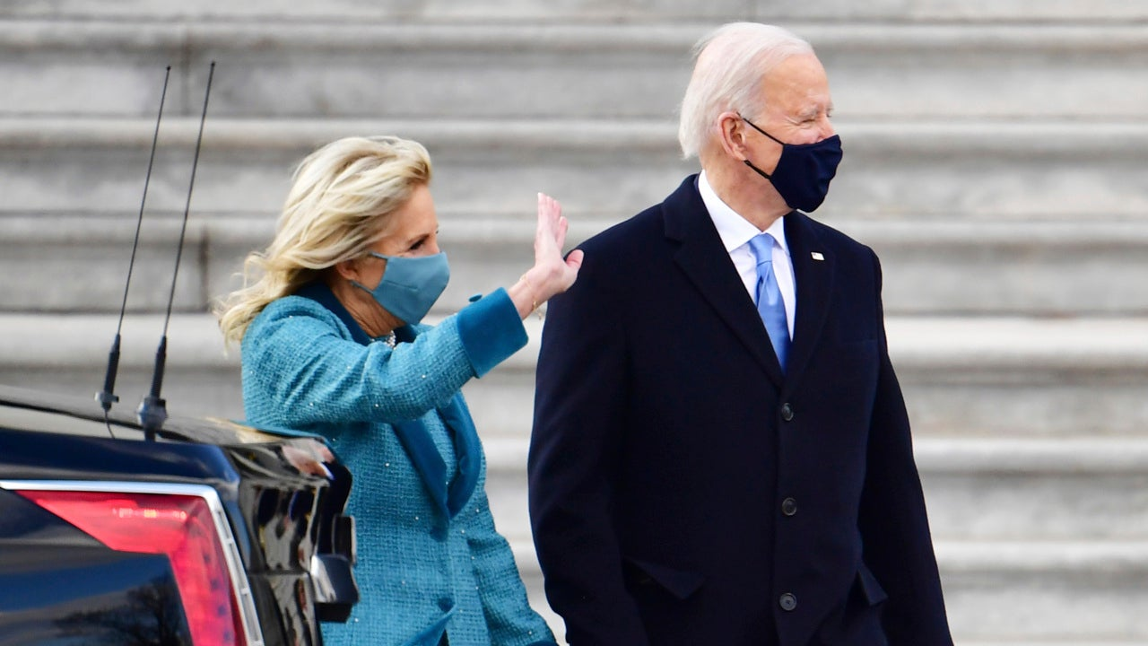 Biden calls for unity at inauguration but tax,...