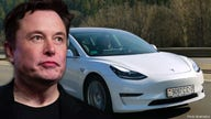 Where are Elon Musk, Tesla at White House EV announcement?