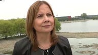 GM CEO Mary Barra on chip shortage, EV push