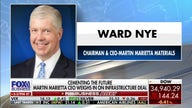 Ward Nye gives his take on the debate over the infrastructure package