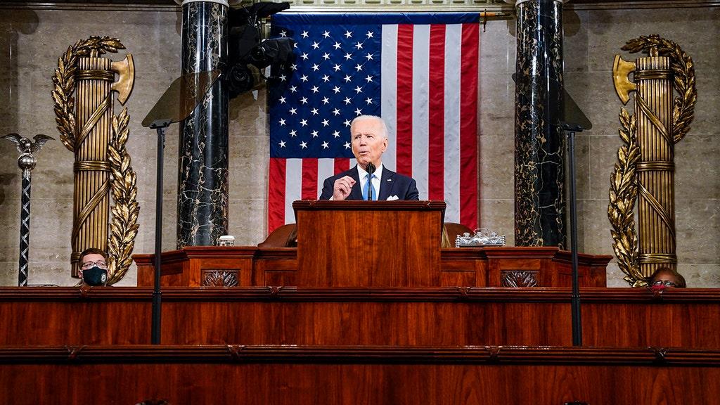LIZ PEEK: Biden undercut entire $2T American Jobs Plan with one phrase