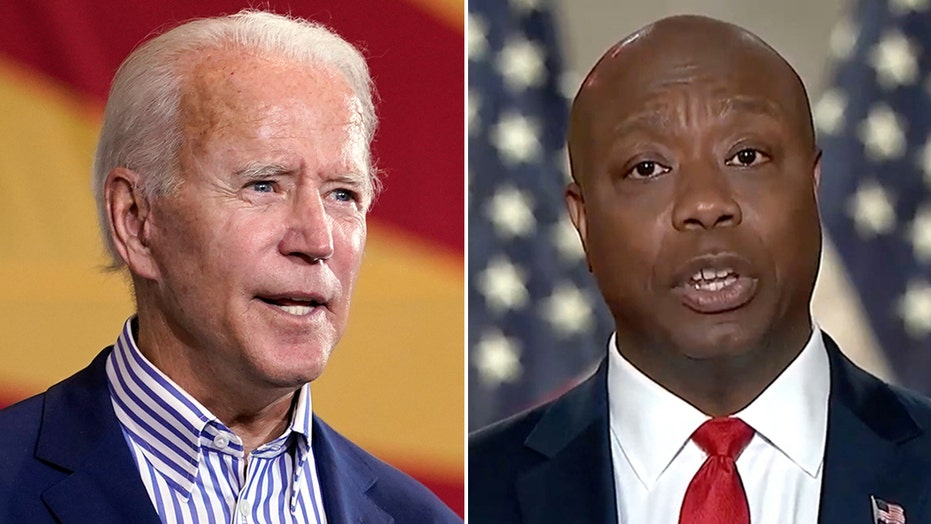 Harris lands new job pushing American Jobs Plan through Congress for Biden