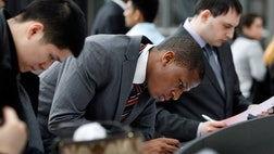 A new study shows job seekers' attitudes and the job hunting strategies shift as the economy grows and puts them back in the driver's seat of their careers.For many, money is the biggest factor in any business decision.