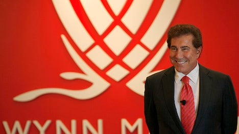 The Chinese didn't ask casino mogul Steve Wynn for stock market advice but he has some anyways.