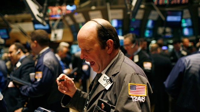 NYSE Trader Reaction