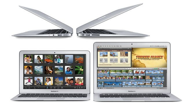 Apple MacBook Air Family