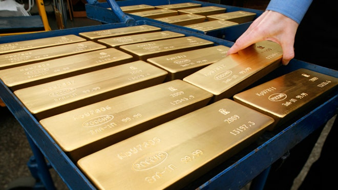 Gold Bars FBN