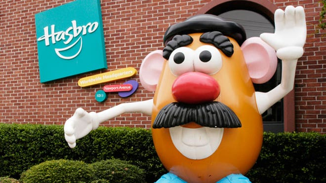 Hasbro Headquarters Building Toys