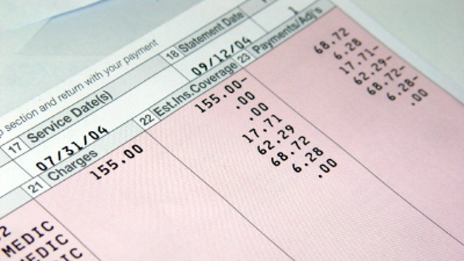 Insurance Medical Bills (FBN)