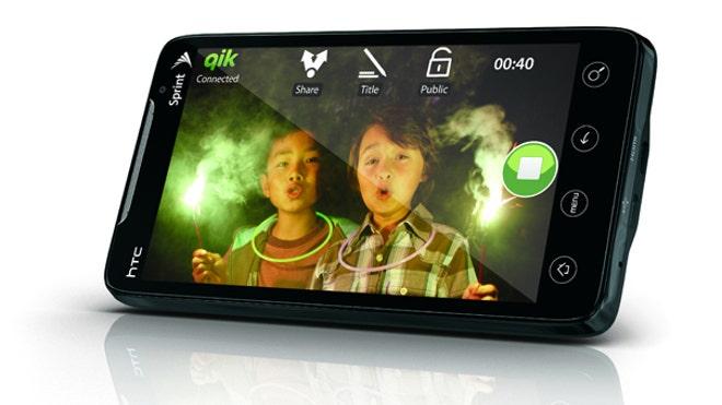 Sprint HTC EVO FBN