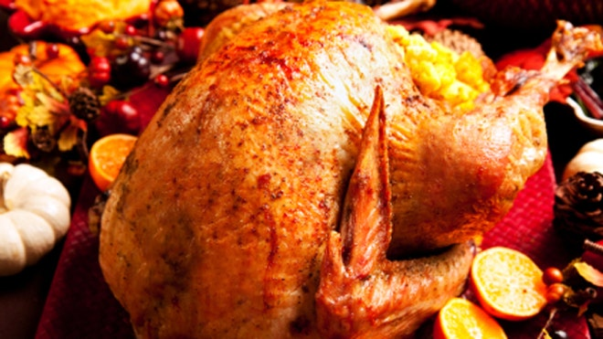 Thanksgiving Turkey,