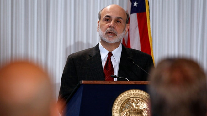 Ben Bernanke Speaking 07-12-10