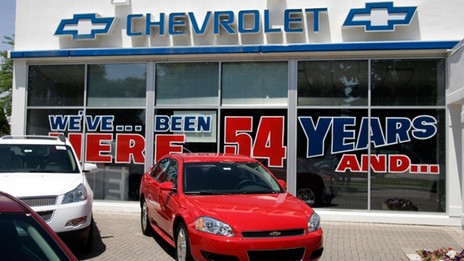 Car Dealership Chevy Auto Sales FBN