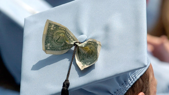 College Graduate Money FBN