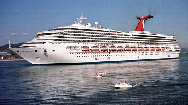 Carnival Cruise Ship FBN