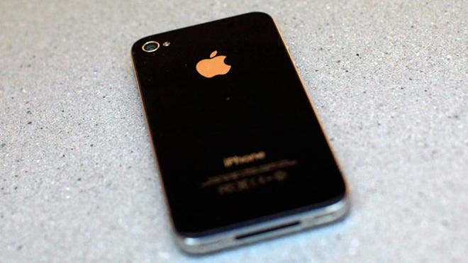 Apple iPhone 4 Back