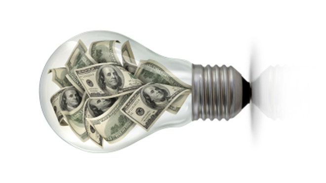 Money Lightbulb FBN