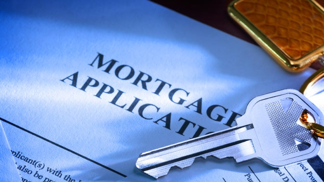 Mortgage Application With Keys (FBN)