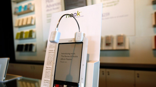 Barnes & Noble Nook FBN