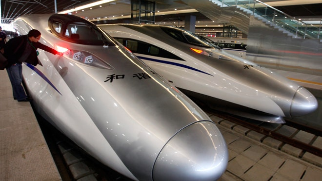 High-speed Railway China