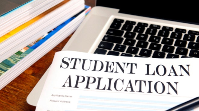 Student Loan Applicatio
