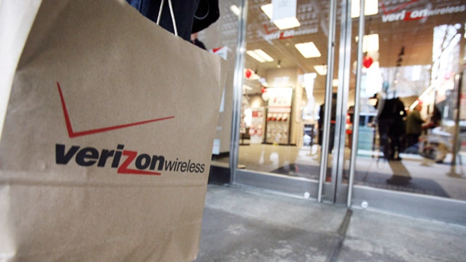 Verizon Shopping Bag FBN