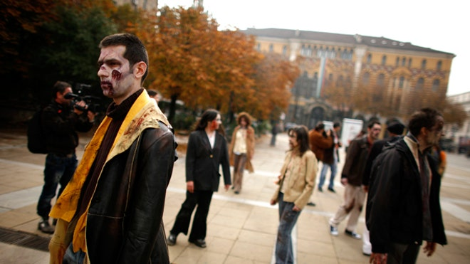 Zombies Actors, Personal Finance Slideshow
