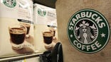 Starbucks on Thursday said quarterly sales at established stores in its U.S.-dominated Americas region grew  percent.