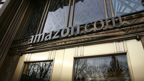Developing: Amazon reported a Q loss-per-share of $. compared to an expected $. loss-per-share. The e-commerce giant posted revenues of $. billion, matching expectations. Shares dropped in after-hours trade.