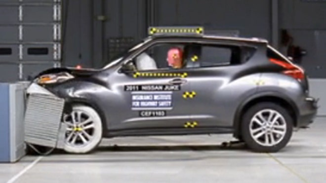 Nissan Crash Test
