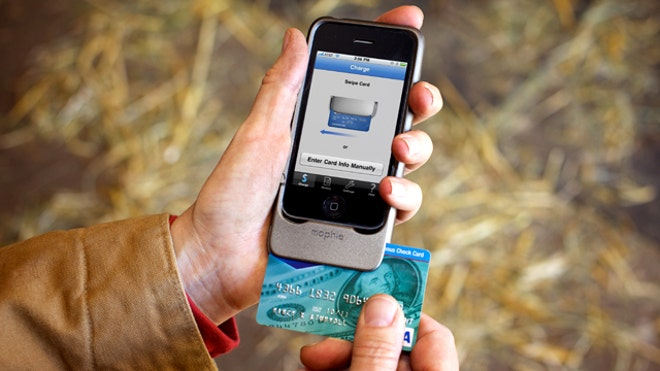 Credit Card Payments on Smartphones