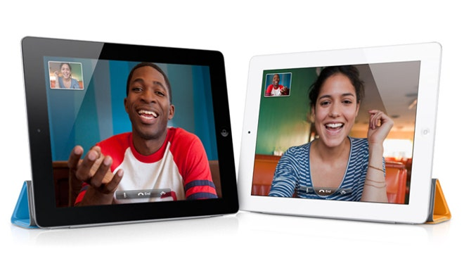 Apple iPad 2 with Facetime