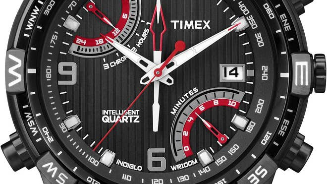 8 Great Gadgets timex tide watch