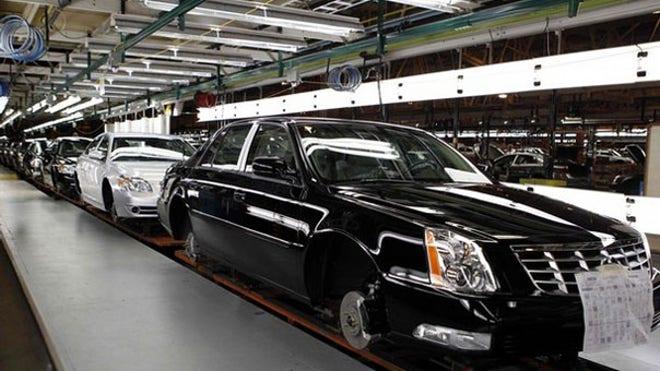 General Motors Profits