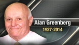 Alan 'Ace' Greenberg, the legendary Wall Street trader who guided investment bank Bear Stearns to the top tier of U.S. financial firms only to see it collapse, has died.