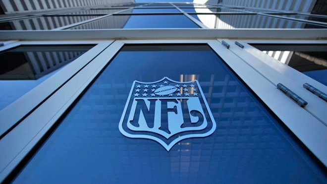 NFL-Logo-Football-Sports-Building